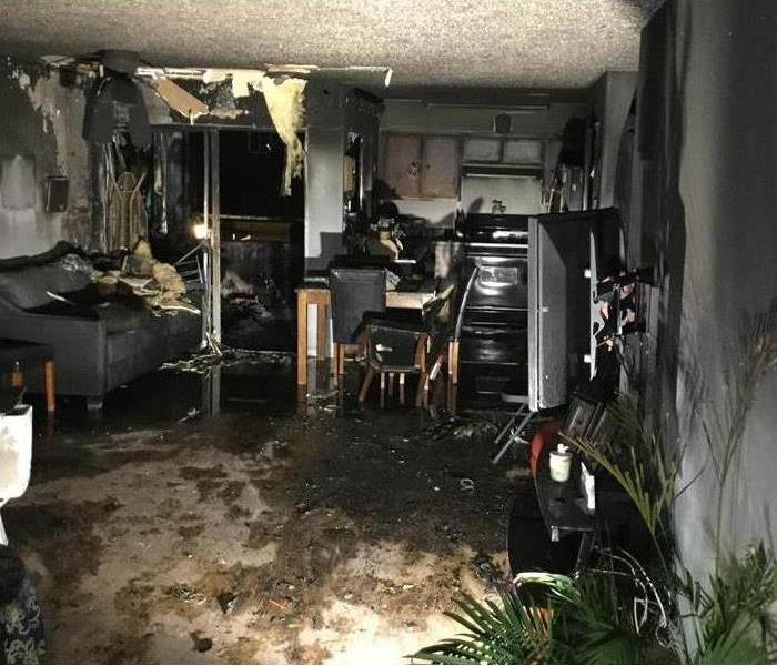 Fire Damage Fire, Smoke, or Soot Damage? Call Us!