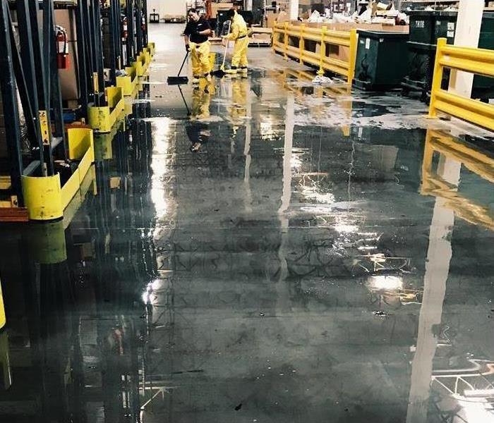 Commercial Restoring your Sylmar/San Fernando Property after a Water Damage
